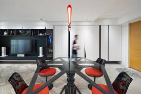 star wars themed open space design of an apartment located in