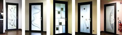 porte de cuisine en verre porte de cuisine en verre les portes intacrieurs verrissima habitat