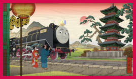 thomas the tank engine the popular children u0027s show is sadly