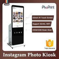 photo booth business portable party selfie printing kiosk photo booth business floor