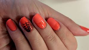 easy halloween nails how to tilly li loves