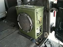 jeep wrangler speaker box jeep wrangler cj yj speaker box sound wedge pod with 6 5 kicker
