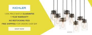 Kichler Lighting Company International Light Inc Lighting Fixtures San Diego