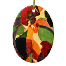 robert delaunay ornaments keepsake ornaments zazzle
