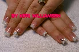 acrylic nails how you can do it at home pictures designs