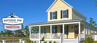 coastal cottages u0026 bungalows in river dunes southern living