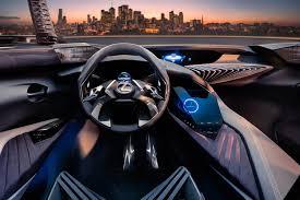 future lexus cars lesee pro future cars 18 high tech concept cars departures