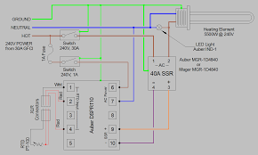 why so complicated 110v pid ssr wiring home brew forums