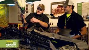 Gander Mountain Layout Blind Hard Core Deluxe Man Cave Layout Blind Youtube