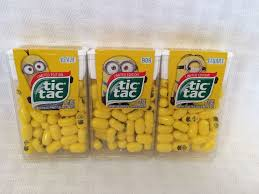 minion tic tacs where to buy despicable me minion tic tac limited edition stuart bob kevin set