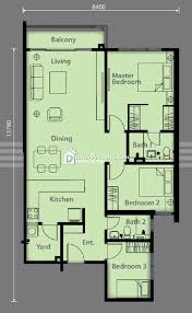 setia walk floor plan serviced residence for sale at solace serviced apartments