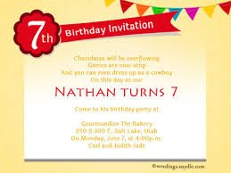 sample wording for birthday invitations gallery invitation