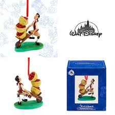 new new products disney johnny appleseed sketchbook ornament