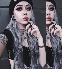 Babydoll Hair Extensions by 10 8k Likes 51 Comments Lex Kiittenymph On Instagram