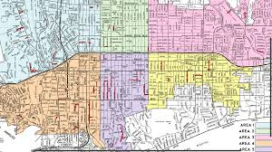 Los Angeles Street Cleaning Map by I Heard Some Streets In Pasadena Are Exempt From Overnight Parking