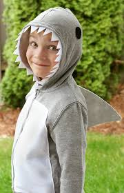 Diy Halloween Costumes Kids Idea Homemade Halloween Costumes 15 Ideas Shark Costumes