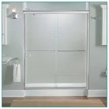 levity shower door nickel