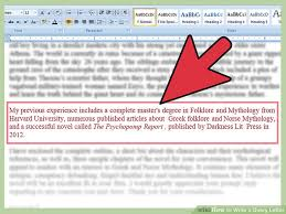 how to write a query letter 15 steps with pictures wikihow