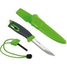 mora kitchen knives light my fire swedish fireknife with firesteel walmart com
