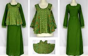 model baju atasan untuk orang gemuk 2015 model baju dan contoh model baju muslim gamis untuk orang gemuk info terbaru