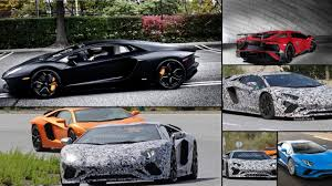 lamborghini aventador 2018 lamborghini aventador all years and modifications with reviews