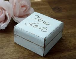 Wedding Ring Box by Rustic Ring Box Wedding Ring Box Proposal By Handmade4ever On Zibbet