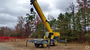 grove rt530e 2 crane for sale in st augustine florida on