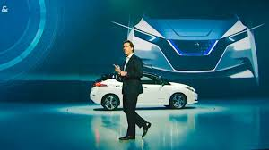 nissan leaf india launch full nissan leaf 2018 launch event youtube