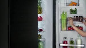 aeg customflex built in fridge freezer sell out training video