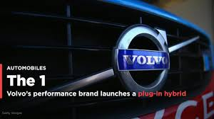 volvo s volvo u0027s performance brand launches a 600hp plug in hybrid video
