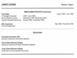 Functional Resumes Examples Functional Resume Examples Best Template Collection