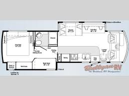 class a motorhome floor plans used 2007 itasca sunova 35j motor home class a at bullyan rv