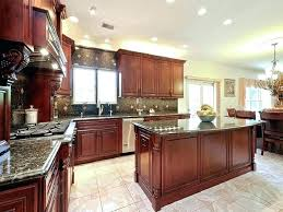 cherry cabinets in kitchen with what color paint frightening traditional kitchen cabinets photo concept