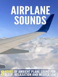 amazon com airplane sounds 8 hours of ambient plane sound for