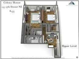 The Ansley Floor Plan Colony 435 Metro Atlanta Real Estate Specialist