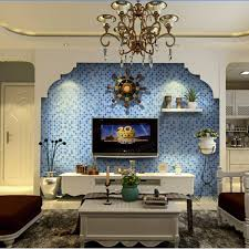 waterproof crystal 3d mosaic tiles wall sticker for bathroom decor