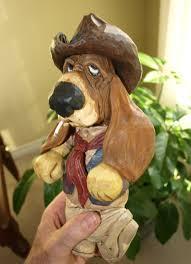 basset hound carving tributesinwood page 5