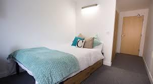 En Suite Bedroom Student Accommodation Glasgow West End Accommodation
