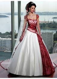 colored wedding dresses beautiful a line skirt wedding gown inspiration