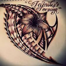 Polynesian Flower Tattoo - 35 amazing maori tattoo designs samoan tattoo tattoo and maori