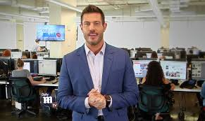 jesse palmer to host dailymailtv this fall daily mail online