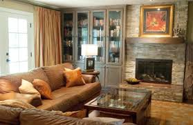 Built Ins For Living Room 15 Inspiring Bookcases With Glass Doors For Your Home