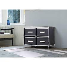 homestar 4 drawer fabric dresser multiple colors walmart com
