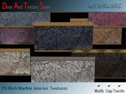 Interior Textures Second Life Marketplace 70 Marble Textures Very Rich Marble