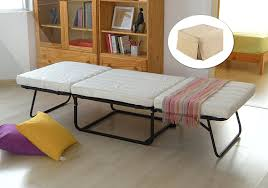 Sleeper Ottomans by Tri Fold Foam Bed Ottoman Home Beds Decoration