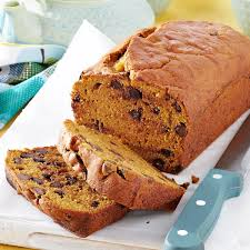 contest winning chocolate chip pumpkin bread recipe taste of home