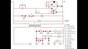 diagrams wiring diagram ac schematic symbols wire brilliant heat