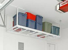 Garage Ceiling Storage Systems by Garage Shelves Overhead Add This To The