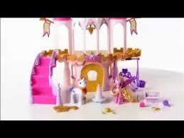 mlp wedding castle hasbro my pony pony princess wedding castle playset