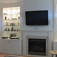 Corner Gas Fireplace With Tv Above by Tv Above Gas Fireplace Fireplace Ideas
